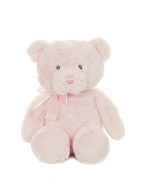 Teddy Bears, pink, large