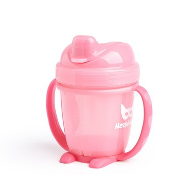 HeroSippy 140ml roze