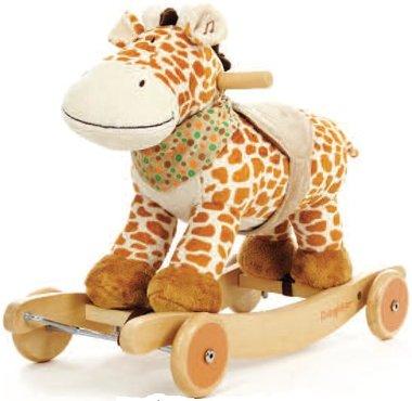 Diinglisar Wild, Schommelbeest, Giraffe
