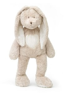 Teddy Cream Rabbit, XL, grey